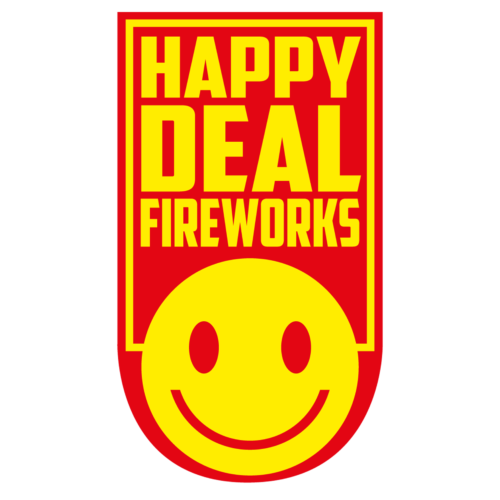 Happy deal fireworks